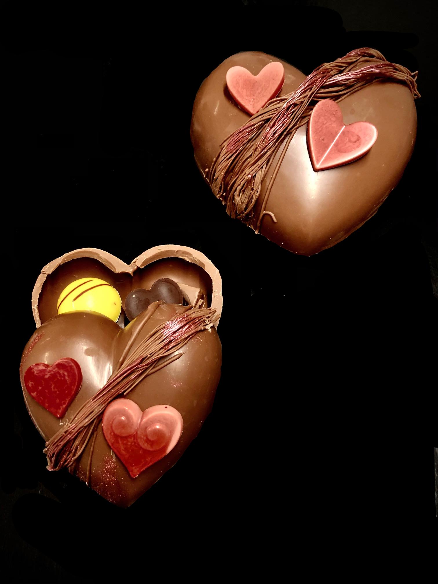 Nos créations pour la Saint Valentin