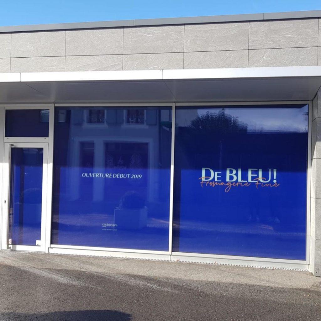 Fromagerie de Bleu - point de vente