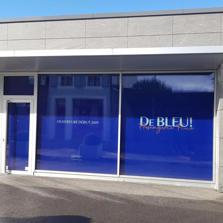 Fromagerie de Bleu!!