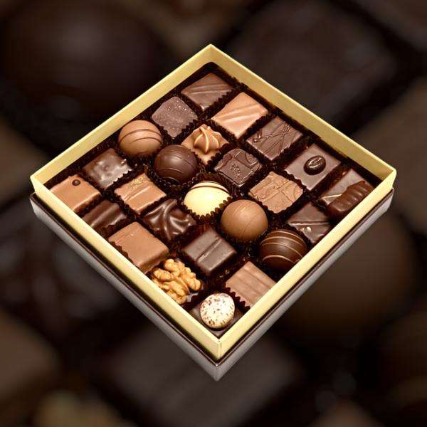 boîte no2 chocolatiers