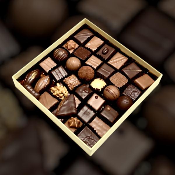 boîte no3 chocolatiers