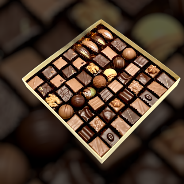 boîte no4 chocolatiers