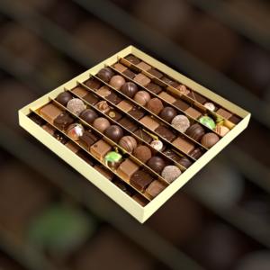 boîte no5 chocolatiers