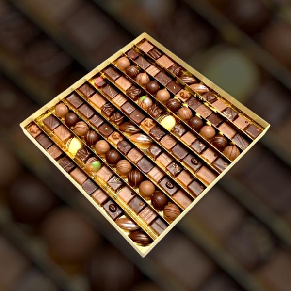boîte no6 chocolatiers