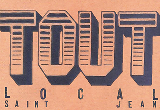 Tout Local logo